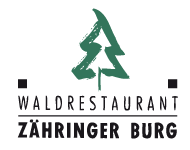 Waldrestaurant Zähringerburg in Freiburg
